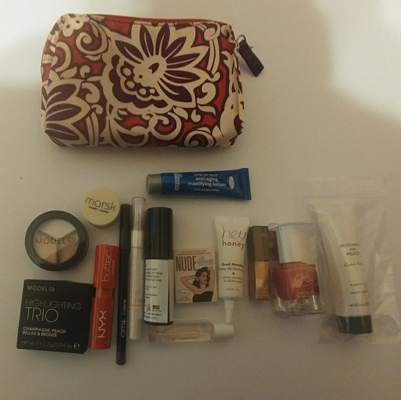 ipsy Other - 15 piece Makeup Skin Care Samples Lot---Ipsy --New